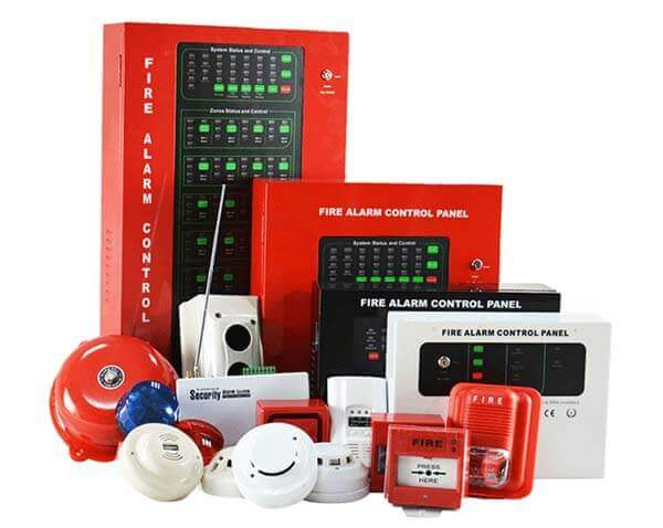 Fire Alarm & Detection System